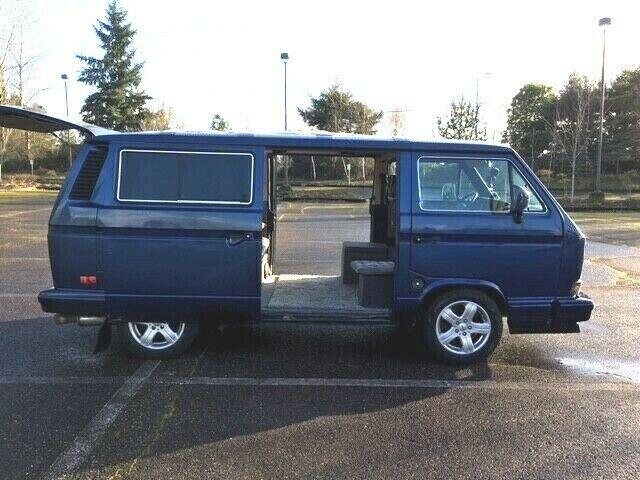 1991 Volkswagen Busvanagon Double Door 1991 Vanagon With Double Sliding Doors Volkswagen Bus Vw Bus T2 Vw Volkswagen