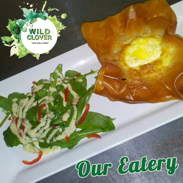 Our food is wholesome and delicious! Join us for a meal on our peaceful farm. Link: http://ow.ly/cOjT303jFZT