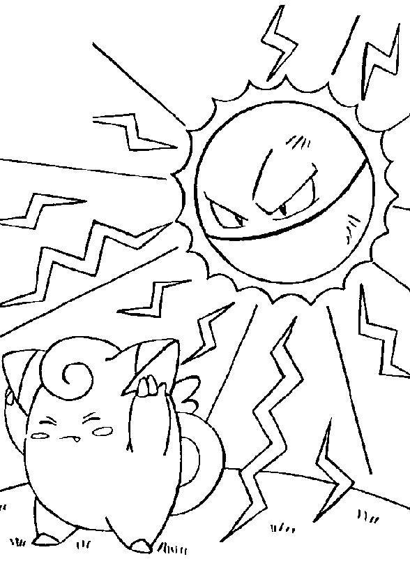 72 beste afbeeldingen over pokemon kleurplaten op