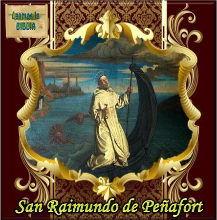 Leamos la BIBLIA: San Raimundo de Peñafort