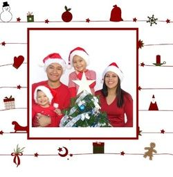 Foto kerstkaarten stuur je makkelijk online. Kies je kaart, plaats een of meerdere foto's, schrijf je kerstwens / kerstgroet en je kaarten kunnen worden verzonden! http://www.kerstkaartensturen.nl/kerstkaarten/kerst-foto-zelf-plaatsen/