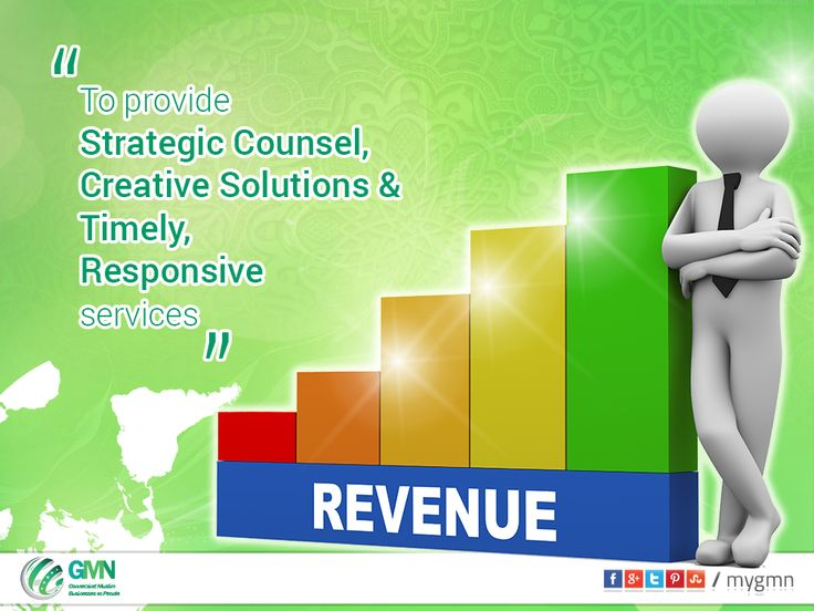 To provide Strategic Counsel, Creative Solution and Timely, Responsive services. #GMNServicePro