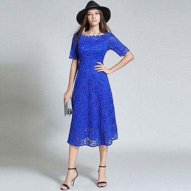 ber ideen zu blaues spitzenkleid auf pinterest marine uniform kurze blaue kleider. Black Bedroom Furniture Sets. Home Design Ideas