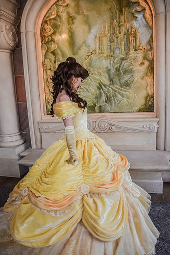 Princess Belle | by EverythingDisney