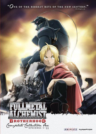Fullmetal Alchemist: Brotherhood main image