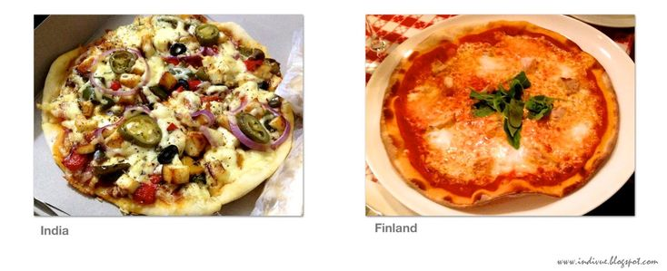 Pizzas - Pizzoja