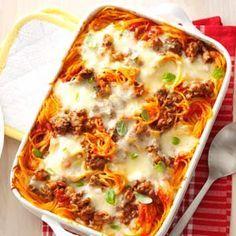 Sült spagetti – Finom tésztaétel, amely mindenki kedvence lesz!