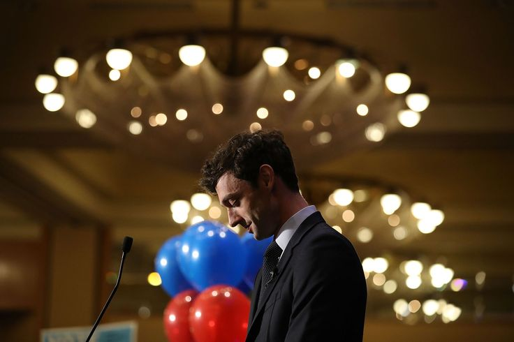 The Georgia law that could suppress Democratic turnout in Jon Ossoff's special election A new lawsuit alleges that a Georgia voter registration law violates federal law. Updated by Naomi Shavin  Apr 21, 2017, 1:20pm EDT  Republican election strategy: purge people, gerrymander, keep people from voting.