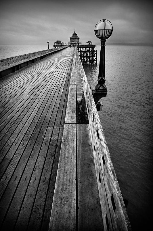 The Clevedon Pier, England 3  Nobuyuki Taguchi Photography