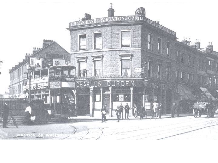 The Ship and Billet, East Greenwich