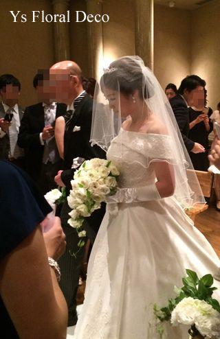 ys floral deco@ウェスティンホテル東京
