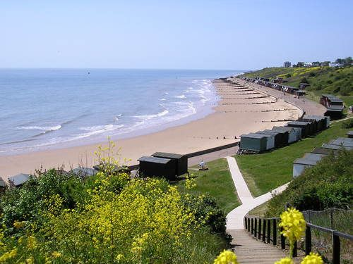 Frinton-on-Sea, Essex, England - Mum and Dad's favourite walk :)