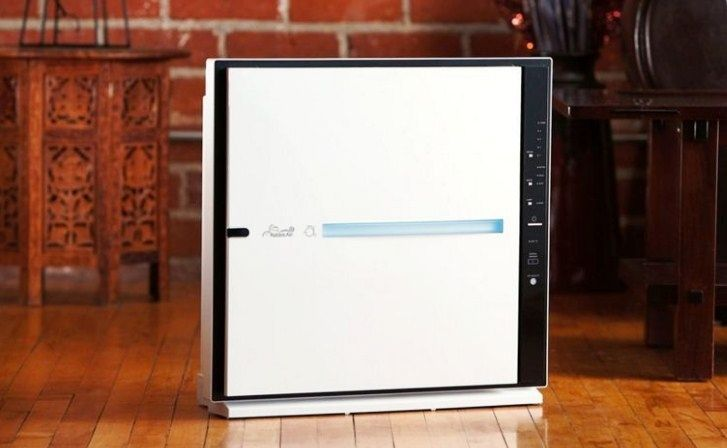 how to make a simple air purifier at home