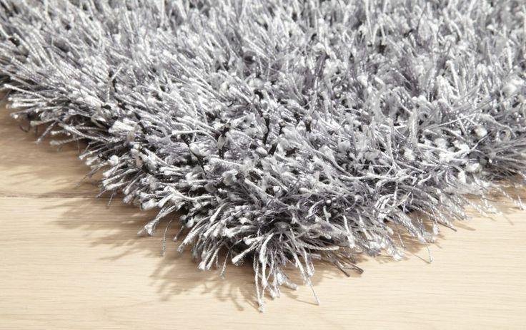 Alexia Silver | Alexia | Vloerkleden, Karpetten, Hoogpolig vloerkleed, Hoogpolig karpet,