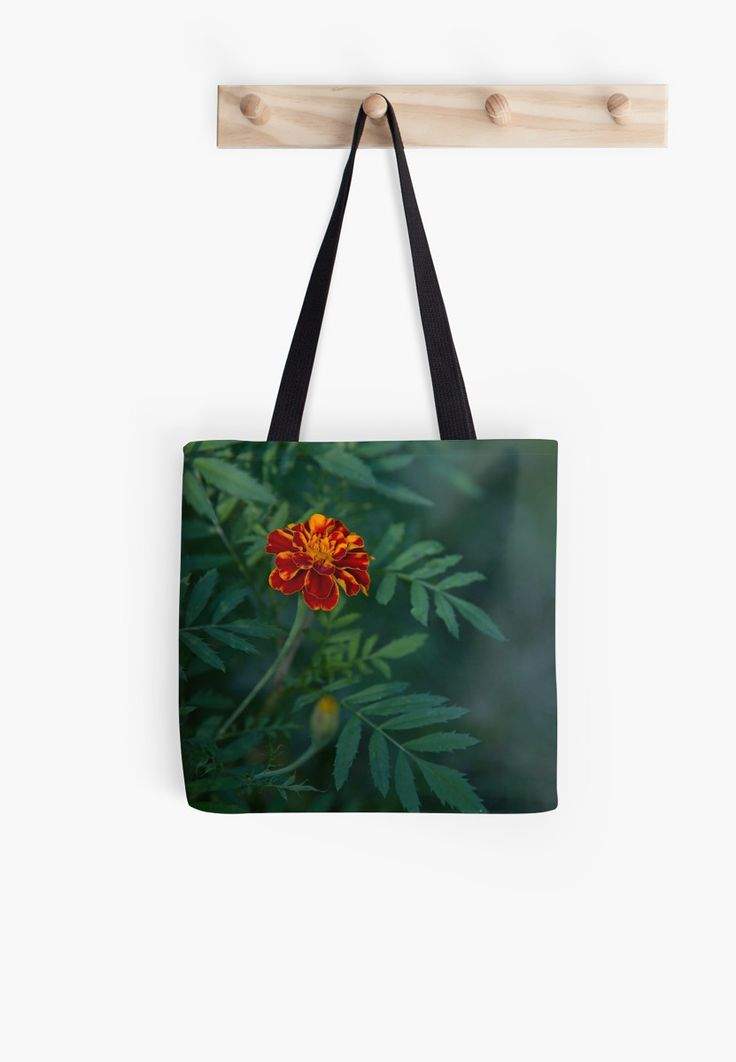 Flowers Tagetes • Also buy this artwork on bags, apparel, stickers, and more.