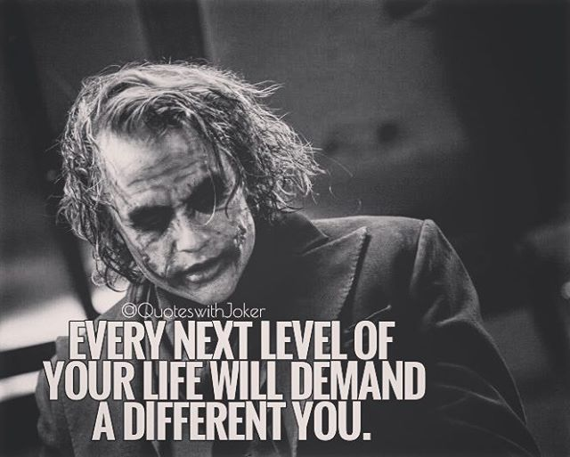 592 Likes, 2 Comments - The Joker's quotes (@quoteswithjoker) on Instagram