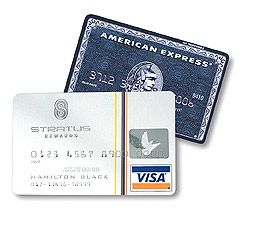 Stratus White Visa Card | StratusRewards's new white-plastic Visa card is a rival to the ultra ...