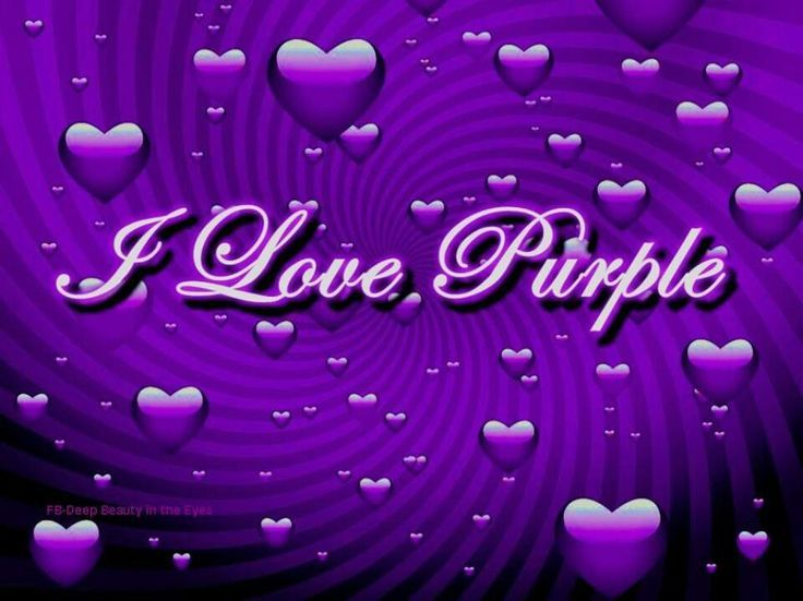 Purple Love Wallpaper: 17 Best Images About All Things Purple!!! On Pinterest