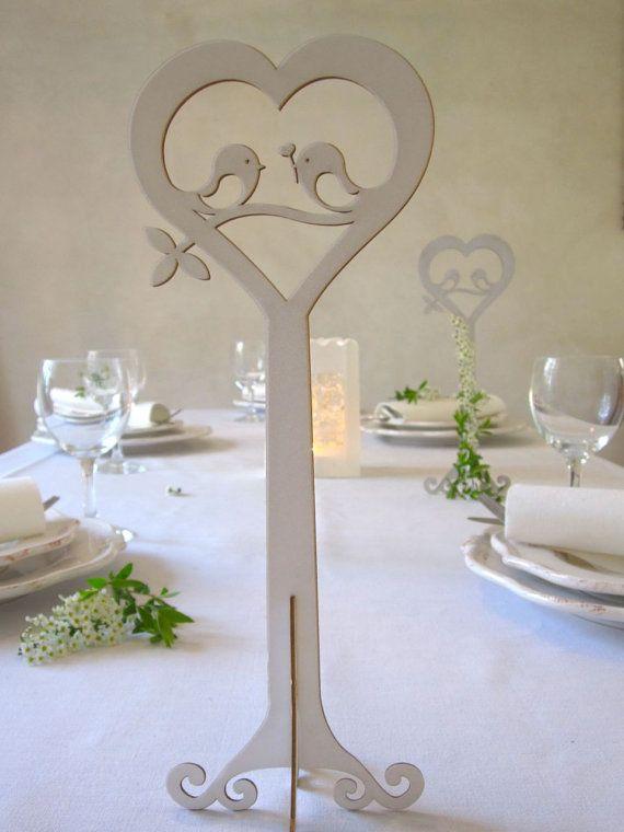 Lovely wedding table design!