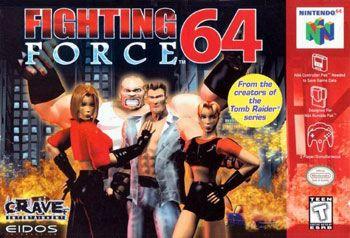 Fighting Force 64 (N…