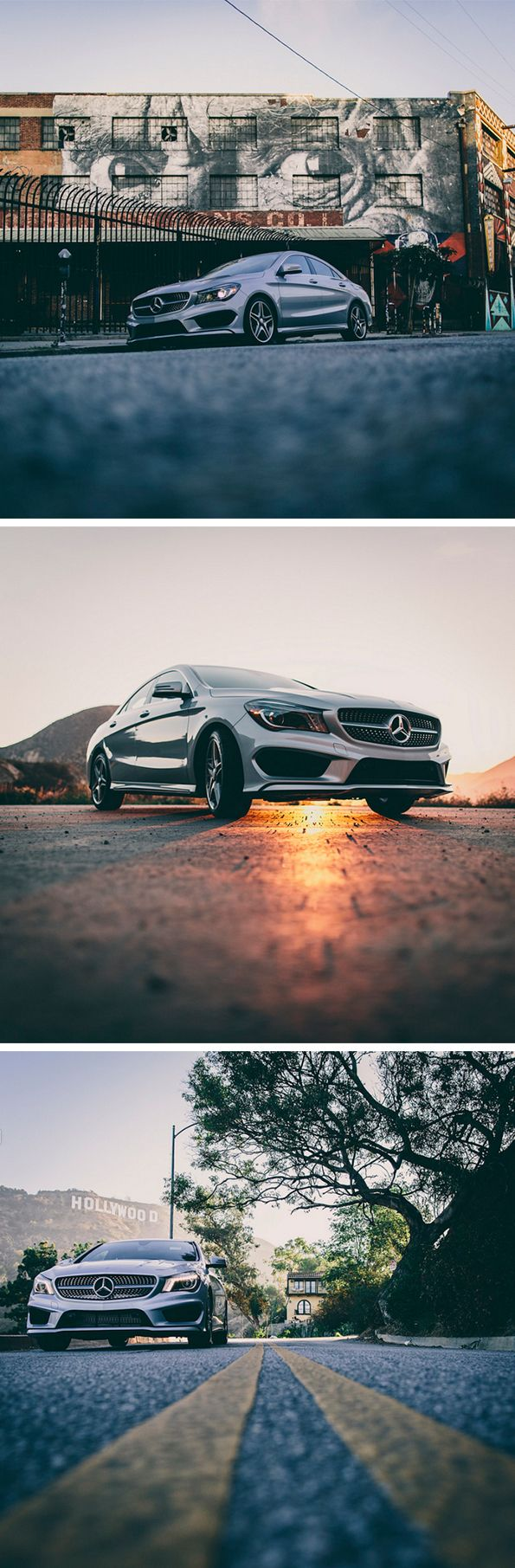 The stylistic rebel: The Mercedes-Benz CLA 250. Photos taken by Andres Tardio via #mbphotopass @mercedesbenzusa. [Mercedes-Benz CLA 250 | Combined fuel consumption 6.6–6.4 l/100km | combined CO2 emission 153–148 g/km | http://mb4.me/efficiency_statement]