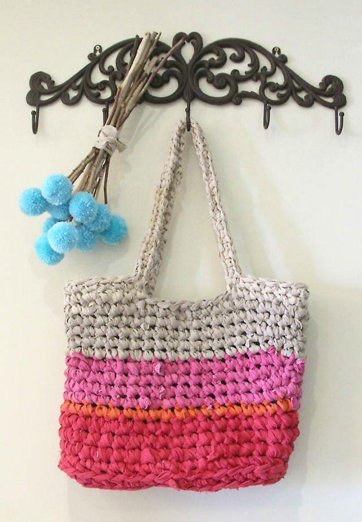 18 Free Crochet Bag Patterns Crochet Tote Bags Free Crochet