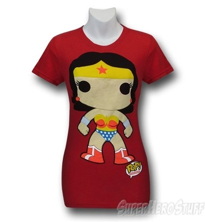 Wonderwoman chibi Red