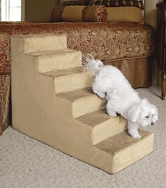Our sturdy Animal Matters Indoor Pet Stairs help your dogs or cats reach new heights.: Upholstered Pets, Matter Small, Pets Step, Pets Stairs, Small Upholstered, Pampered Pets, Animal Products, Animal Matter, Pets Products