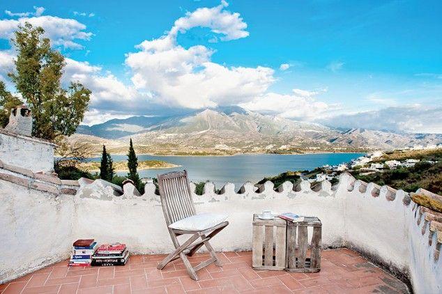 Andalousie merci planete deco envole moi pinterest for Deco piscine espagne