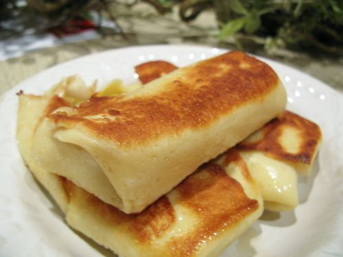 Russian Food | Meat Stuffed Blinchiki / Blintzes – Everyday Russian Food