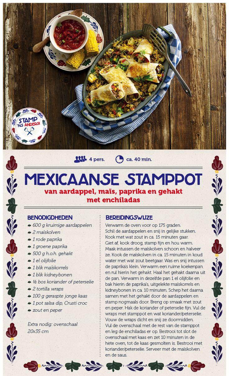 Mexicaanse stamppot - Lidl Nederland