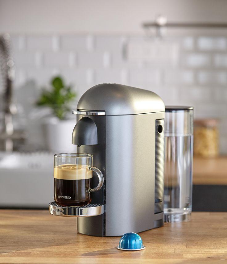 nespresso pr sente sa nouvelle machine caf vertuo. Black Bedroom Furniture Sets. Home Design Ideas