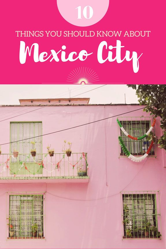 What are the first things to mind when you think about Mexico City? Is it busy, crowded, dirty, and unsafe? Okay, so it can be a busy, cr...