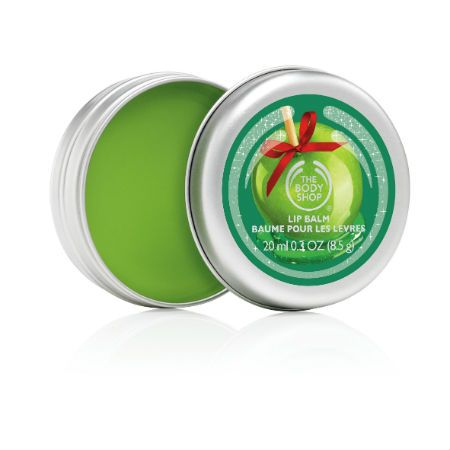 The Body Shop Limited Edition Glazed Apple Lip Balm