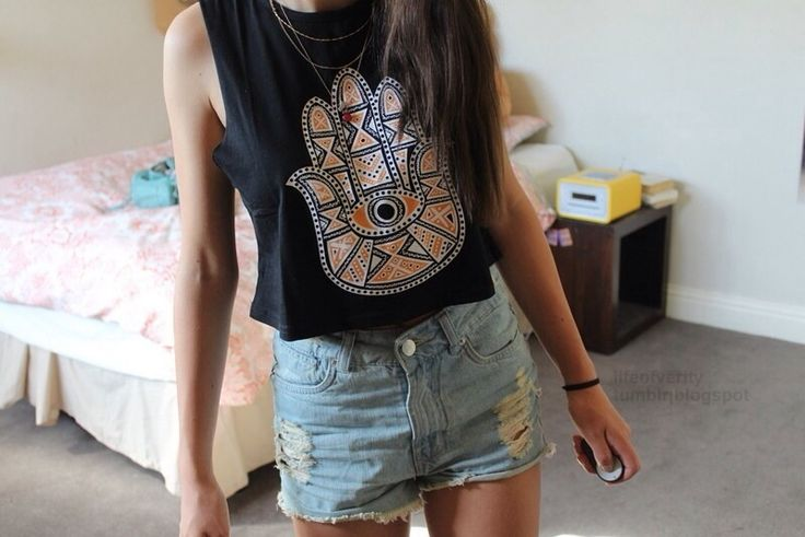 hipster girl fashion summer - photo #21