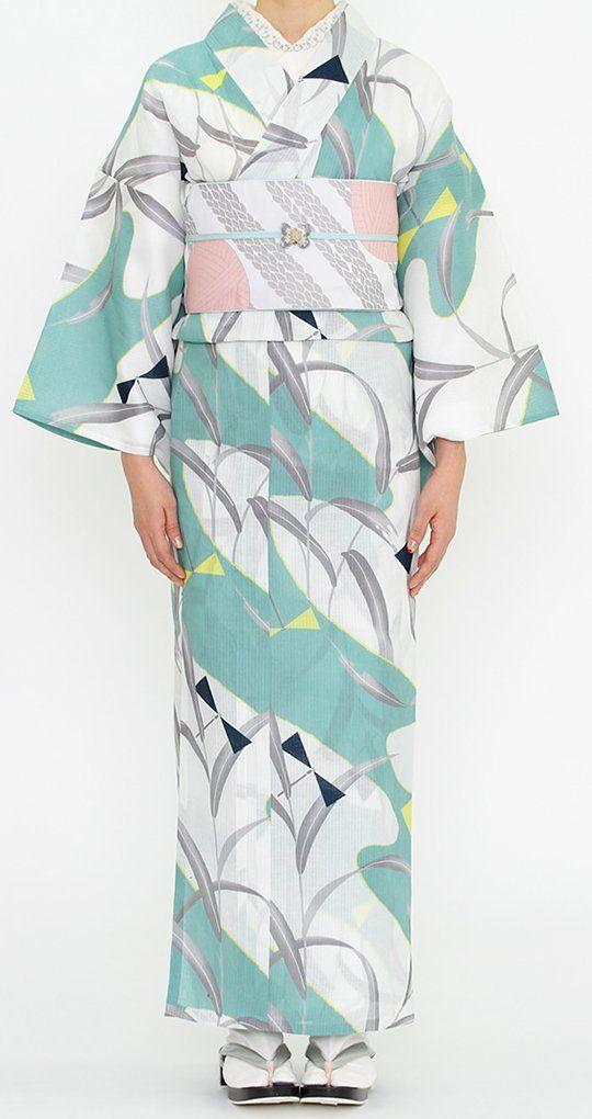 DOUBLE MAISON yukata