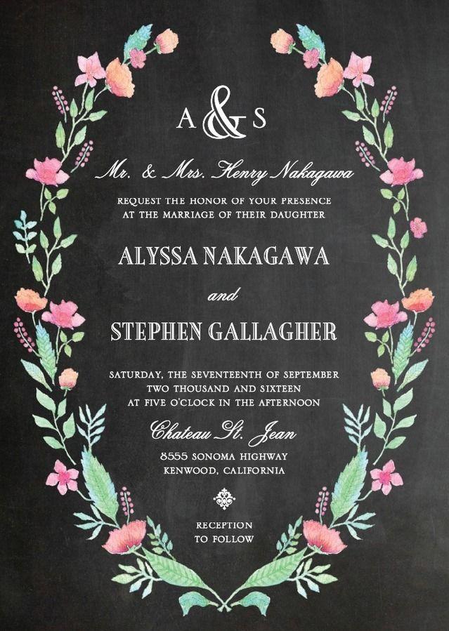 Wedding Invitations Bridal Shower Invitations u0026 Announcements