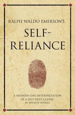self reliance and self improvement is the key to success essay Thesis in self-reliance  the most enduring theme of the essay he uses historical figures to exemplify how some of the greatest philosophers, scientists.