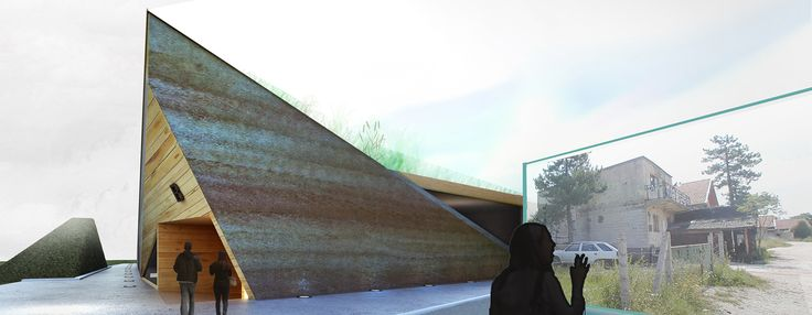 sabina tanović commemorates sarajevo siege with 'tunnel of hope' memorial site