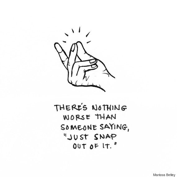 24 Spot-On Illustrations That Combat Mental Health Stigma