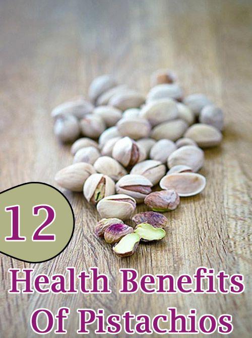 Pistachios Benefits for Health :Pistachios help in reducing bad cholesterol, LDL and increases good cholesterol, HDL in the body thus preventing heart diseases.