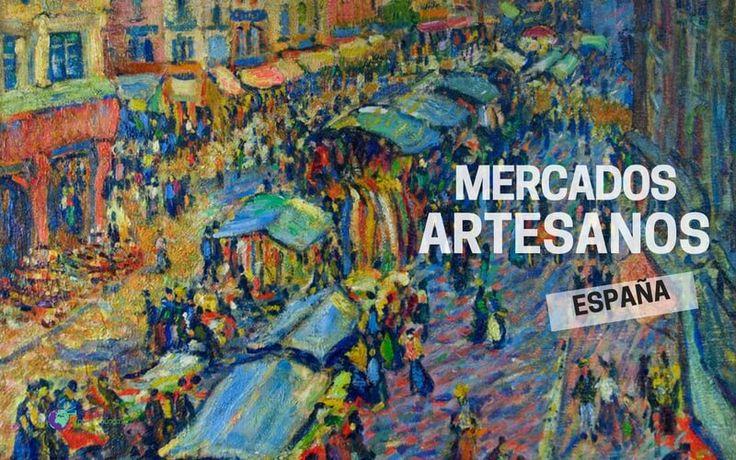 M s de 25 ideas incre bles sobre ferias de artesan a en - Artesania barcelona ...
