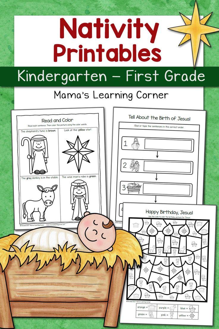 Christmas Letter Worksheets Kindergarten
