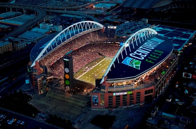 Century Link Field - Seattle Seahawks