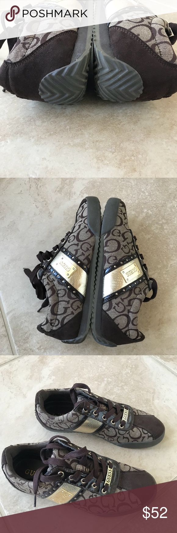 Guess sneakers Brand new without tag Guess Shoes Sneakers