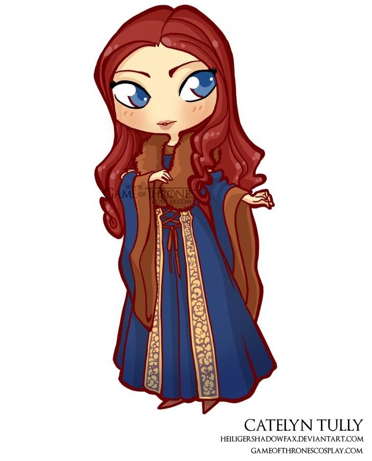 Catelyn Stark #GameofThrones