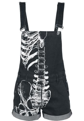 Wishbone Overall - Iron Fist Overall