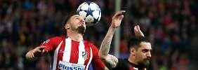 Aus in der Champions League: Leverkusen spielt bei Atlético gut - aber nur remis