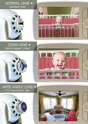 Infant Optics Video Baby Monitor DXR-8 Review #DXR_8_Review