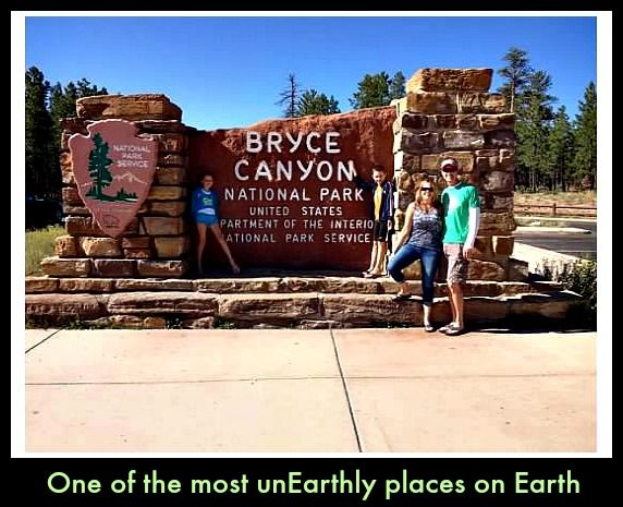 Bryce Canyon National Park with kids...one of the most amazing places on Earth!